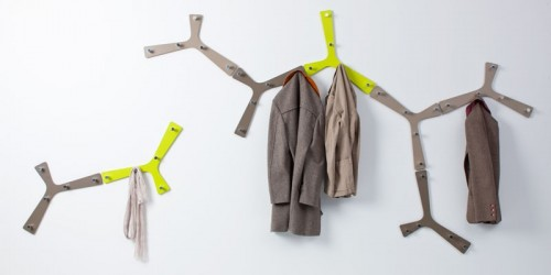 Branch Tree Coat Rack And Wall Hooks Designed By Robert Bronwasser Adorable Branch Wall Coat Rack