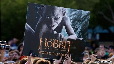 Hobbit tops 2013 most pirated films