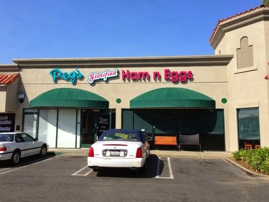 Hayden's Business Blog: Peg's Glorified Ham n Eggs in Roseville is ...