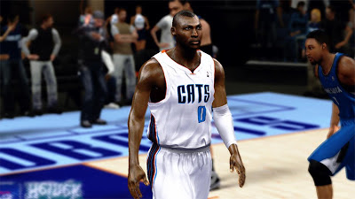 NBA 2K13 Bismack Biyombo 2K Patch
