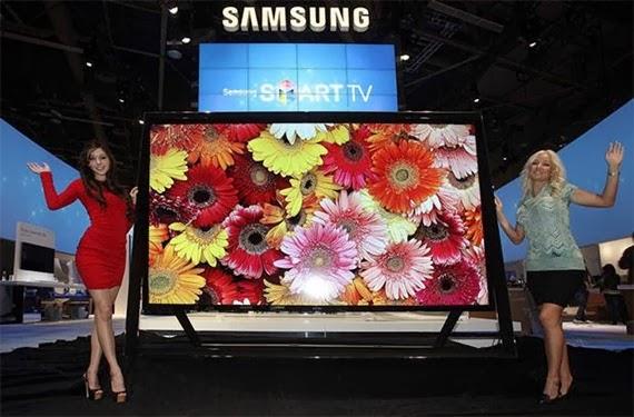 Los Nuevos Televisores de Samsung