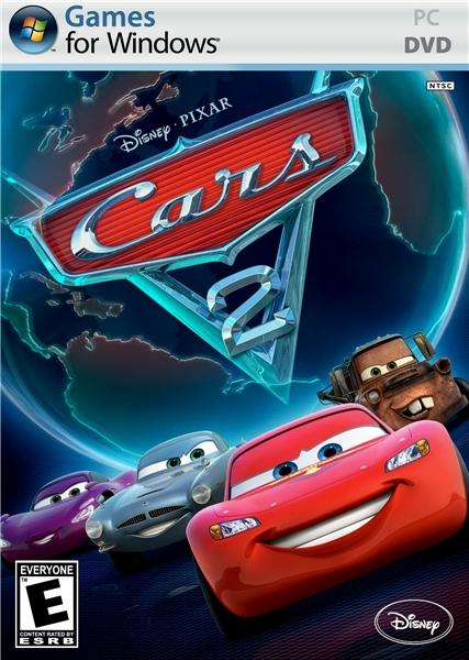 מכוניות 2 המשחק להורדה