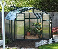 Rion Greenhouse Kit: Picture