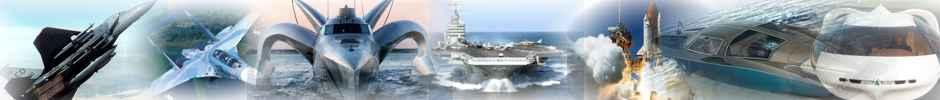 La invención de aviones, autos, locomotoras y navios