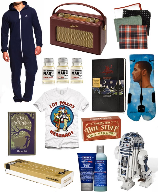 Christmas Gift Guides For Him