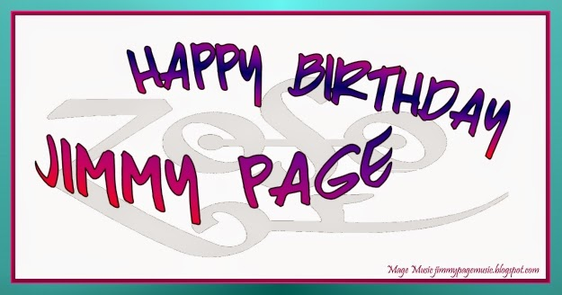 Happy Birthday Jimmy Page jimmypagemusic.blogspot.com