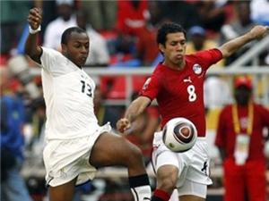 مشاهدة مباراة مصر وغانا الودية بث مباشر اون لاين اليوم 10/1/2013 Match Egypt vs Ghana