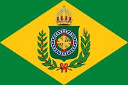 Bandeira do Brasil ImperialModelo (10 X 15)Crédito da Imagem: (rr)