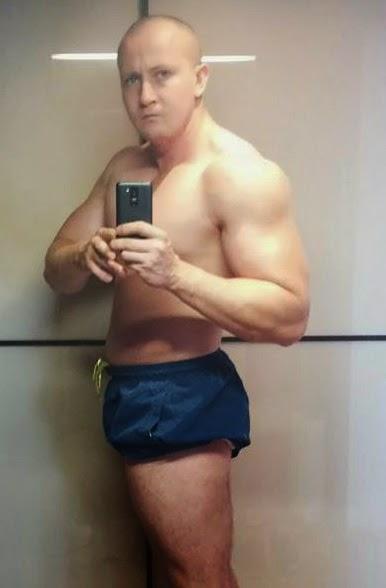 ja z okresu budowy masy mięśniowej