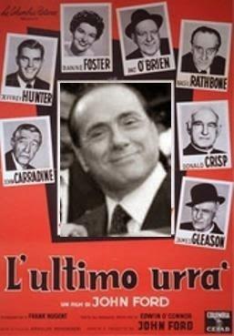 Berlusconi ultimo urrà