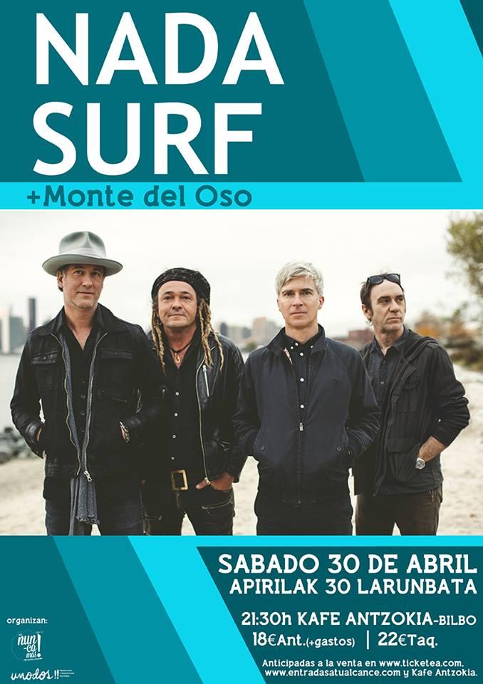 RECOMENDACIÓN!!! - 30/04/16<br> Kafe Antzokia - Bilbao