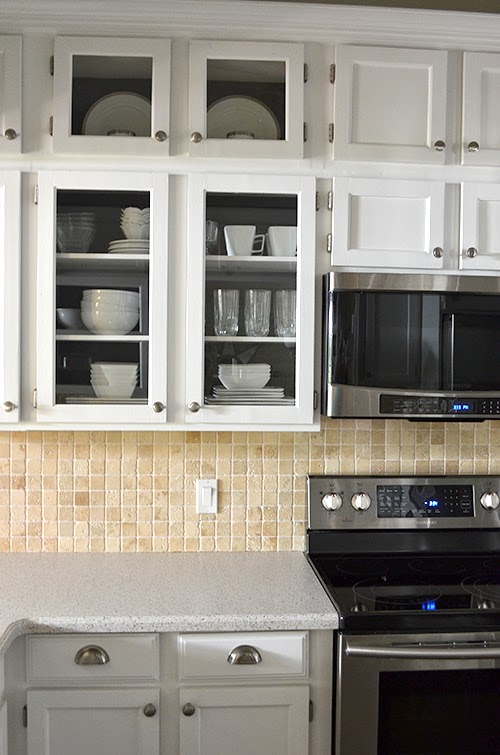 Amazing Reveal Kitchen Cabinet Makeover