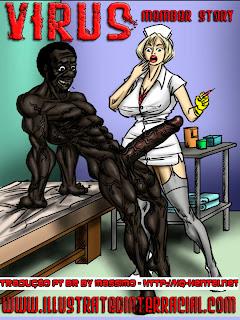 Vírus – Hq interracial