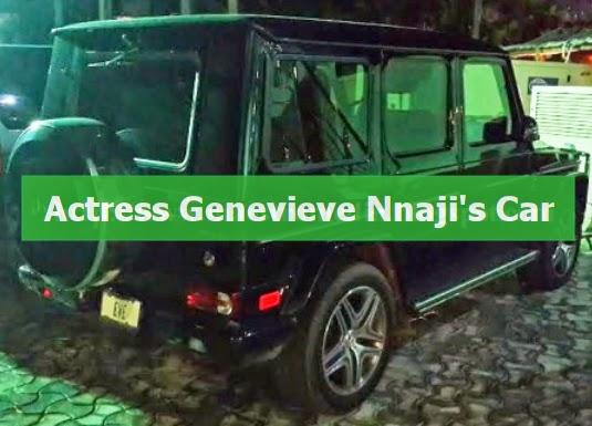 genevieve nnaji g wagon