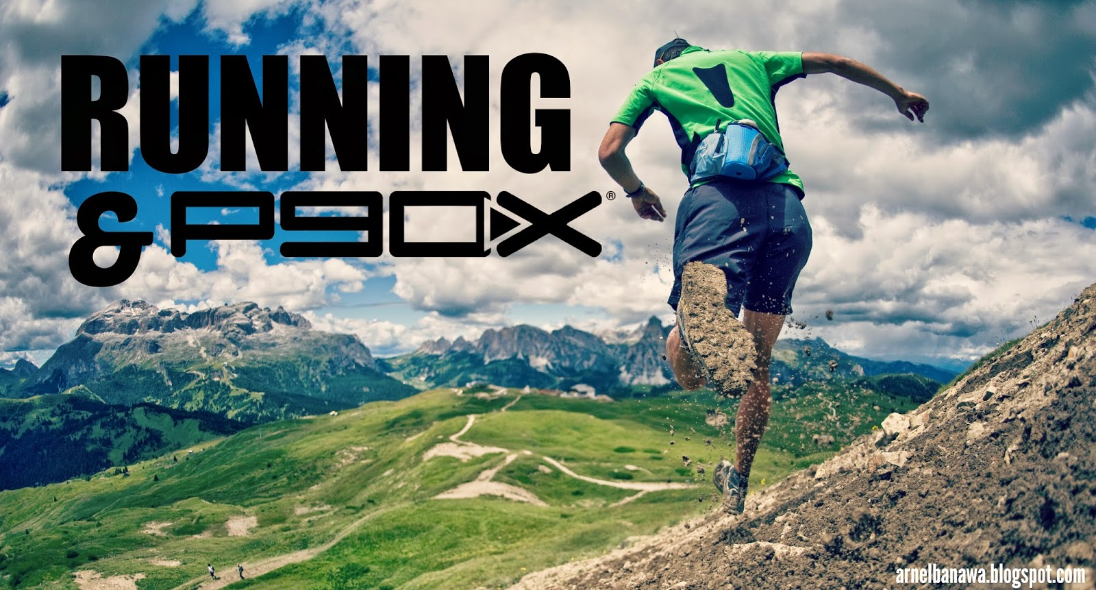 Running and P90X - P90X Running Schedule - Run Training with P90X