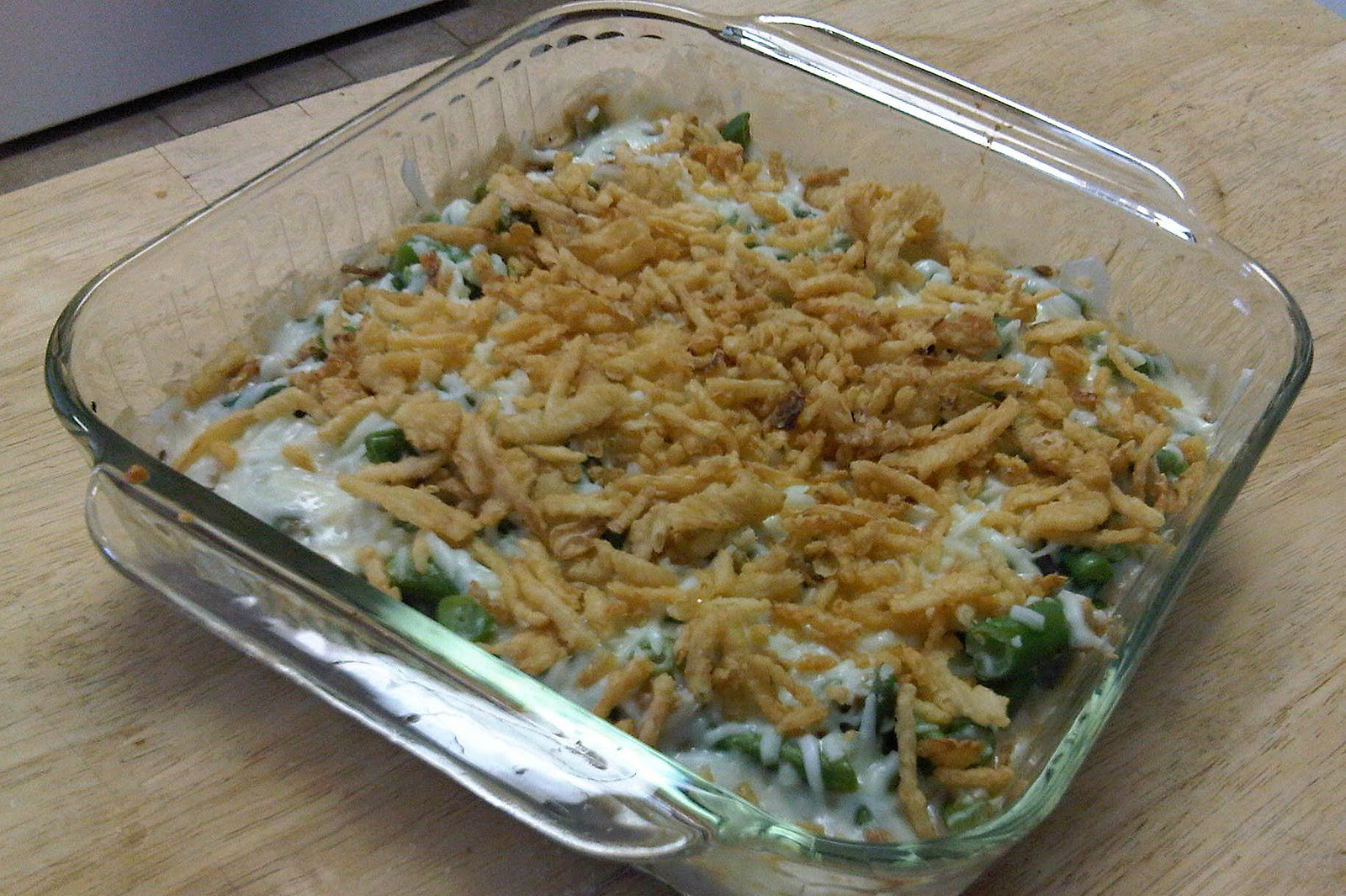 how to cook green beans for green bean casserole