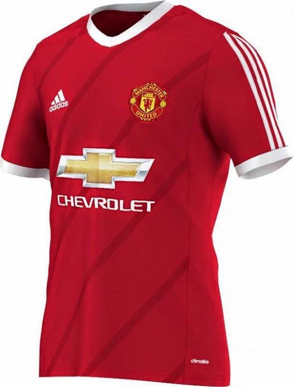 gambar bocoran jersey manchester united terabaru musim depan kualitas grade ori made in thiland