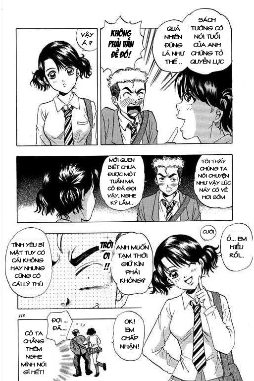 Malisa(Hội Mắt Nai) chap 7 - Trang 16