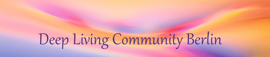 Deep Living Living Community Blog