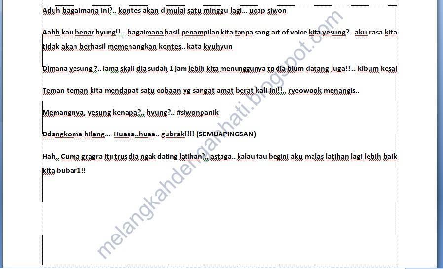 898 x 546 · 57 kB · jpeg, Tulisan melangkahdenganhati.blogspot.com ...