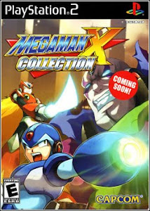 Capa Download – Mega Man X Collection – PS2 Baixar Download