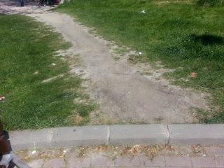camino acortado