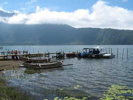 Beratan Lake Bedugul Bali