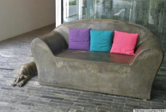 I divani pi pazzi del mondo tino mariani - Il divano scomodo ...