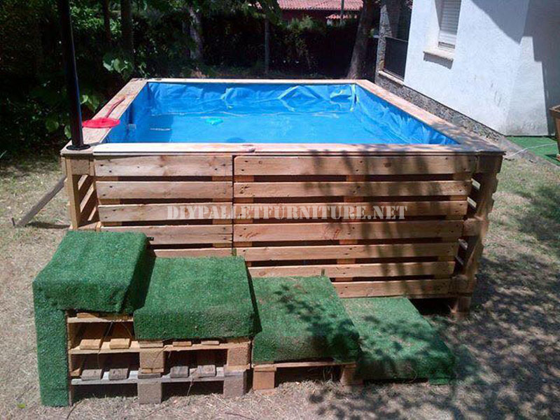 Planos para construir una piscina con for Vendo jacuzzi