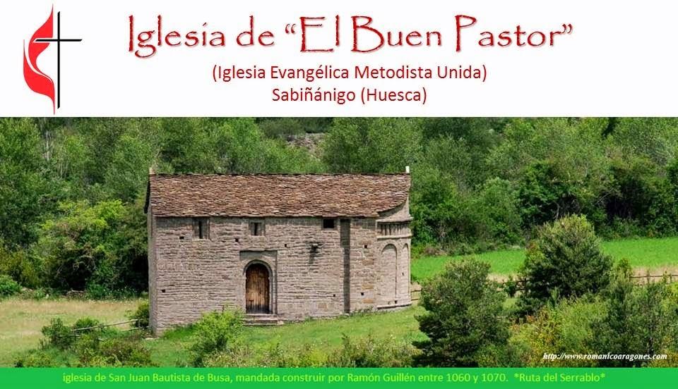 Iglesia de El Buen Pastor de Sabiñánigo (Iglesia Evangélica Metodista Unida)