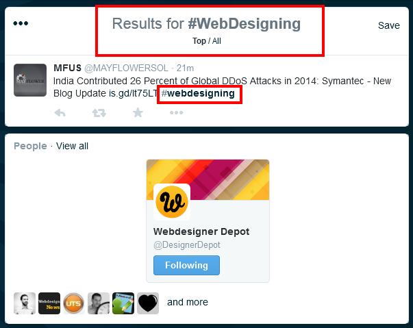 Trending Hashtags for Blogging - Image - 2