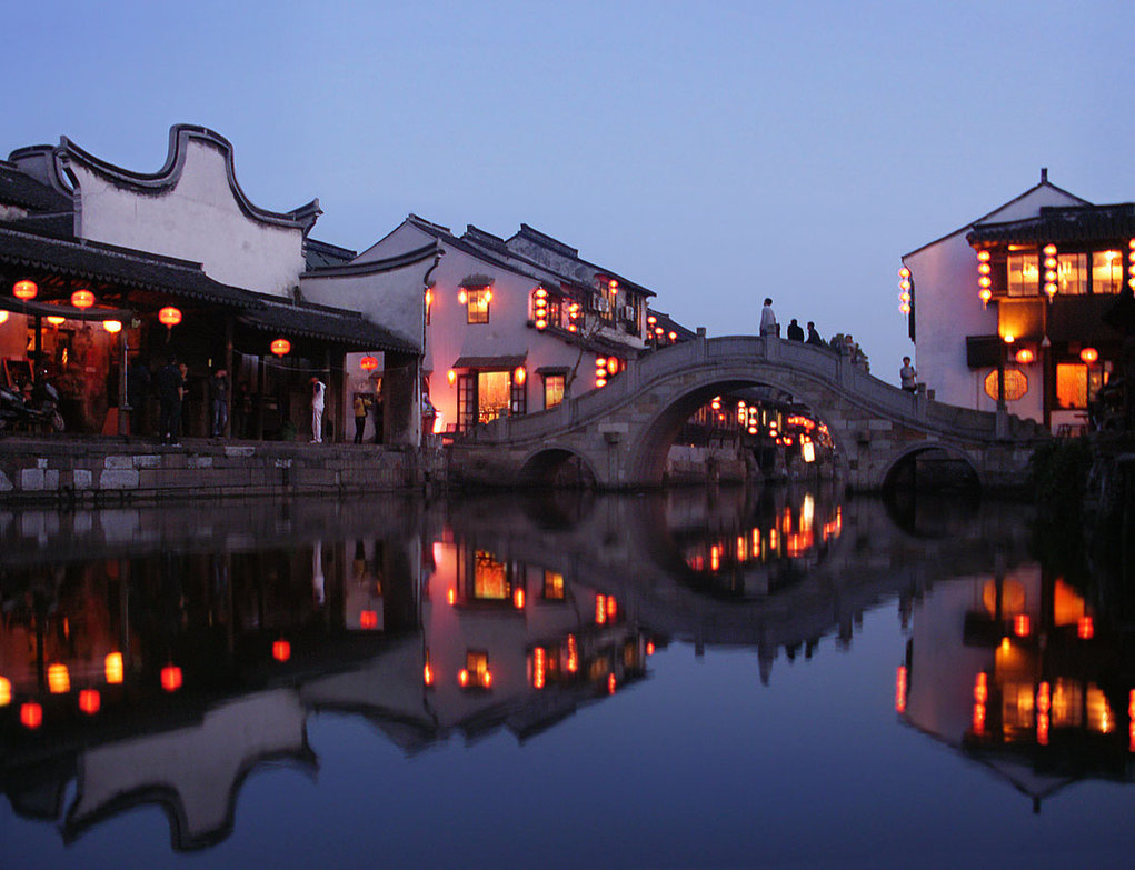 Xitang Ancient Town China  city pictures gallery : of tranquility to this ancient town 6 xitang ancient town