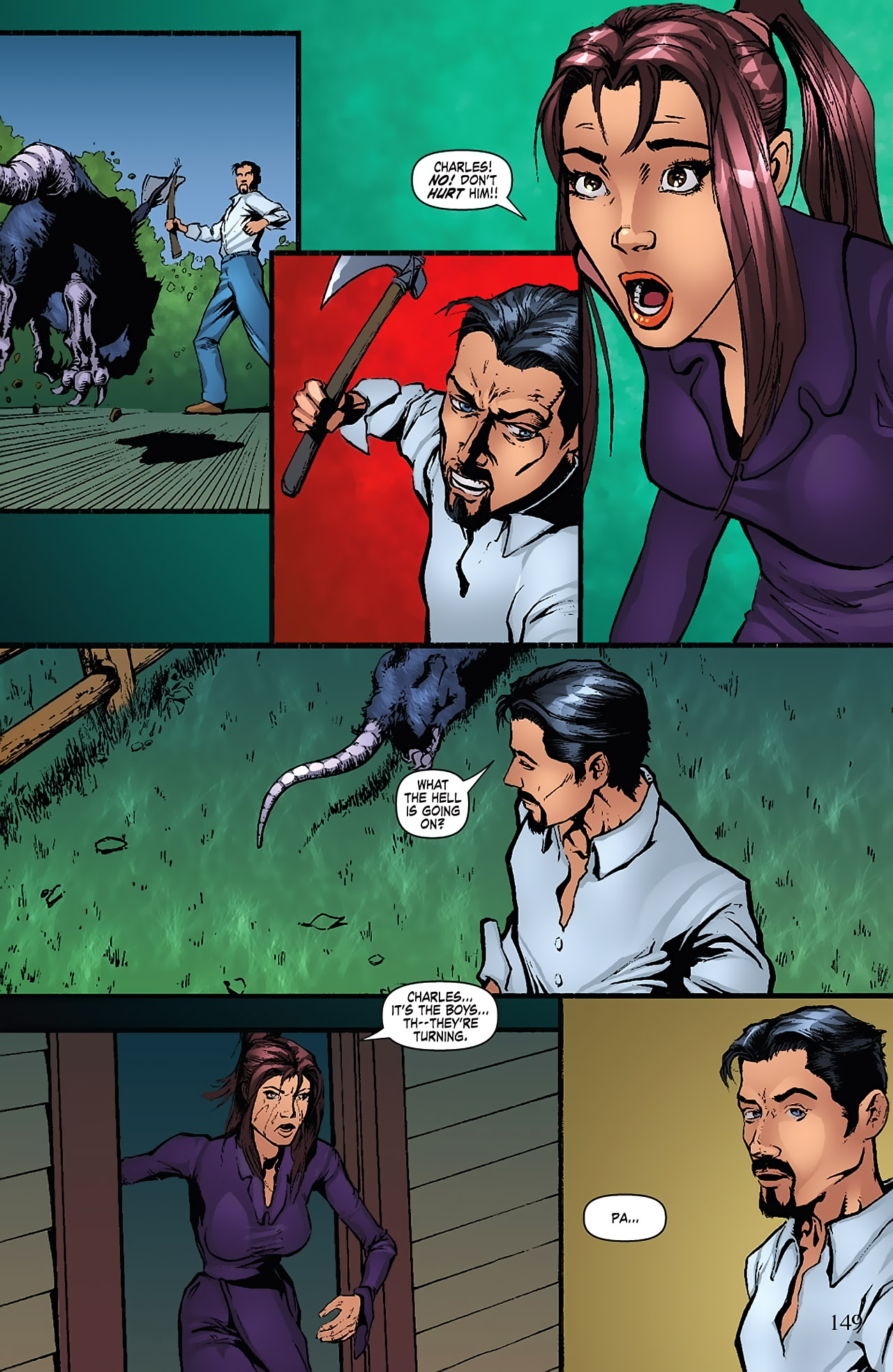 Grimm Fairy Tales (2005) Issue #12 #15 - English 21