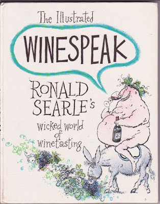 Wine Speak - By Ronald Searle