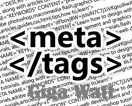 Cara Membuat Meta Tag Cepat Terindex-Giga Watt