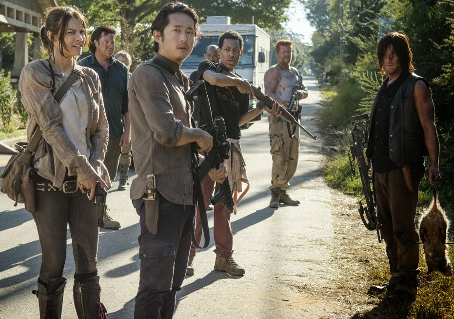 The Walking Dead 05x12
