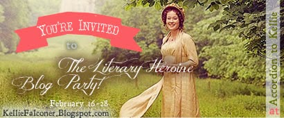 Literary Heroine Blog Party