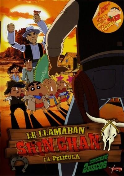 Shin Chan: Le llamaban Shin Chan (2004)