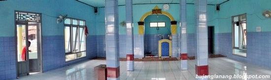 ayo ke masjid masjid jamie al ikhlas kampung bendungan