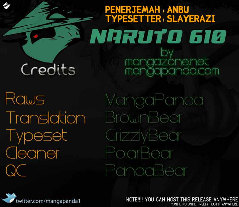 Naruto - Chapter:610 - Page:01