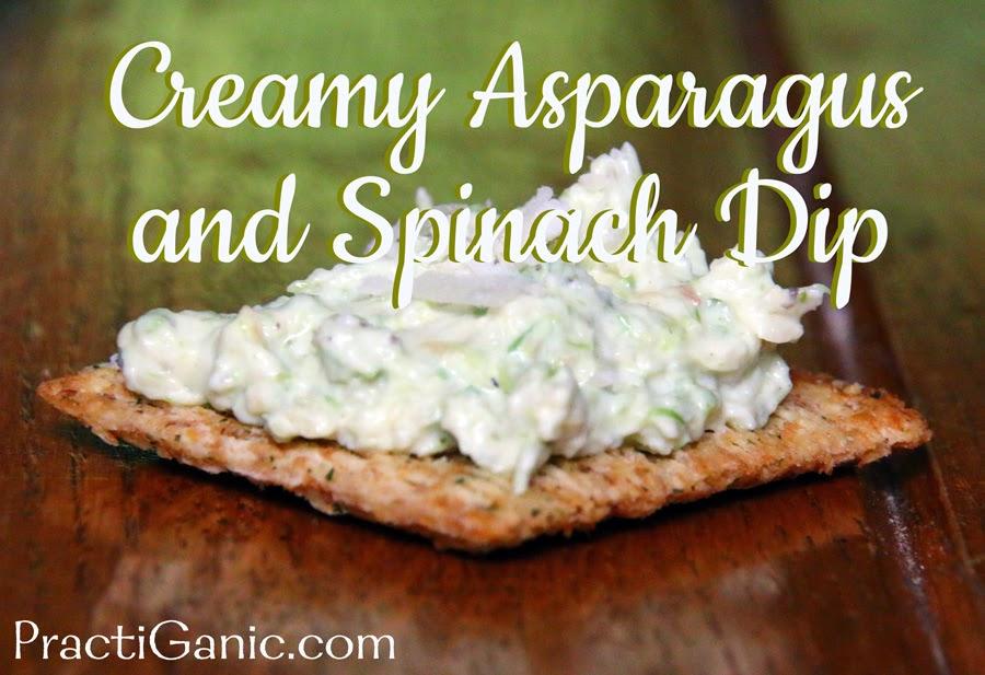 Asparagus & Spinach Dip