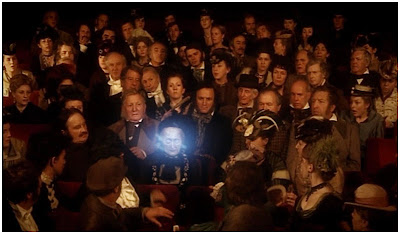 Doctor Who as Lighting U.
