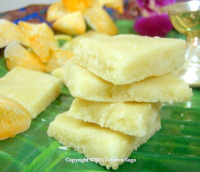 kaju katli/burfi/cashewnut fudge