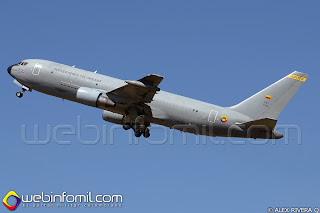 Jupiter Fuerza Aerea Colombiana Boeing 767