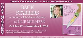 Back Stabbers - 1 November