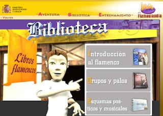 http://ares.cnice.mec.es/flamenco/home.html