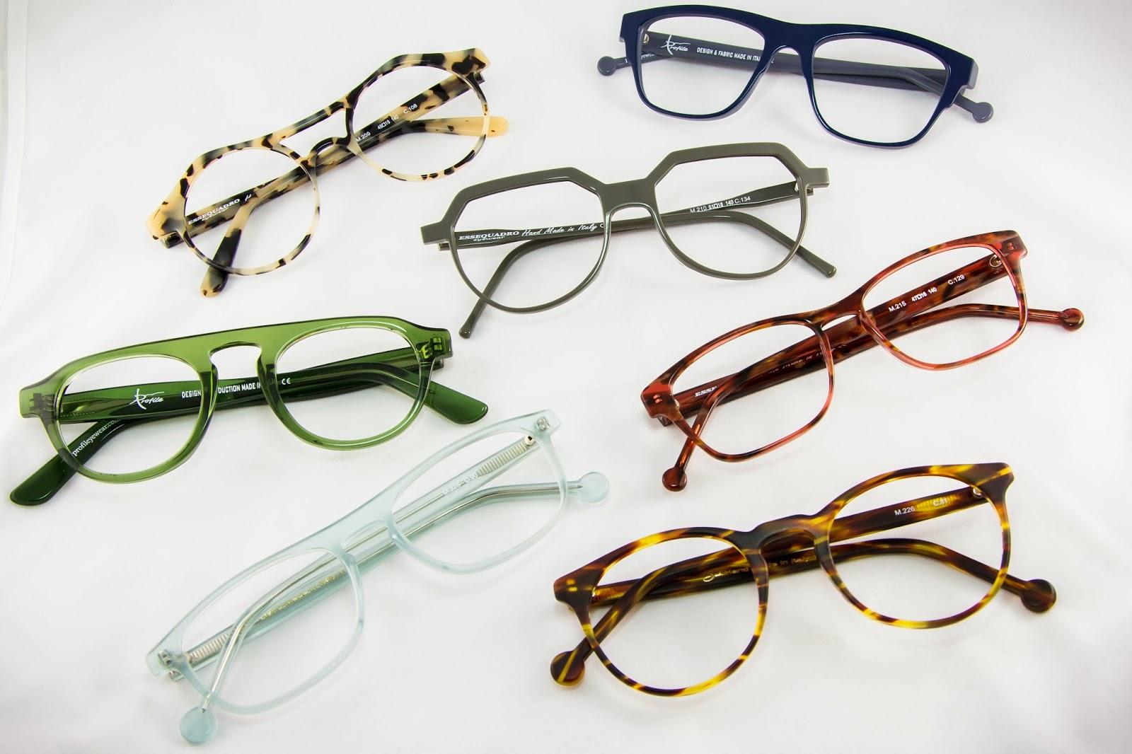 handmade Italian eyewear | Eyes on Fremont
