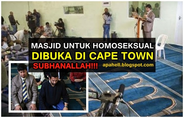 "Masjid ""Mesra"" Homoseksual Pertama Dibuka di Cape Town"
