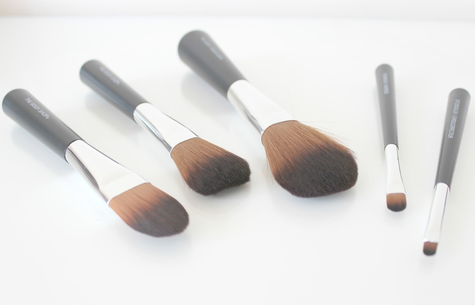 A picture of The Body Shop Expert Brush Collection