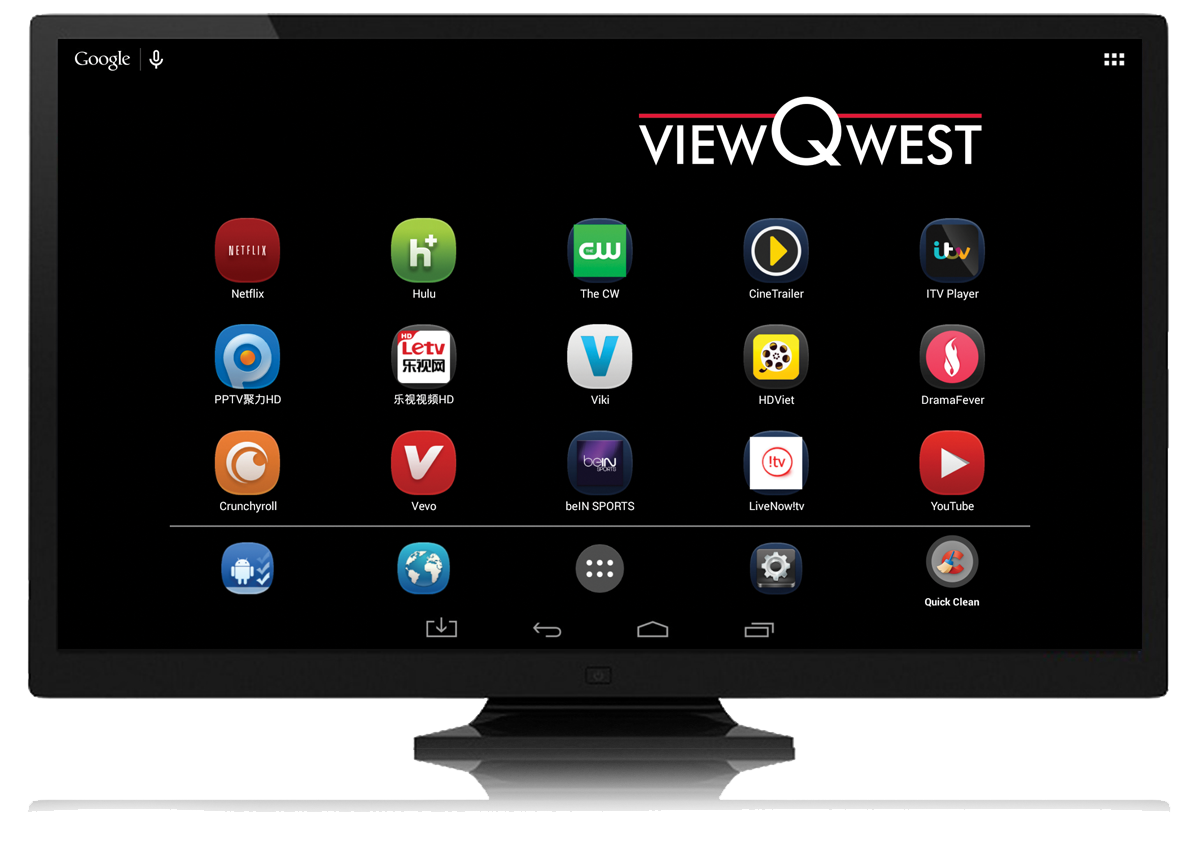 ViewQwest TV